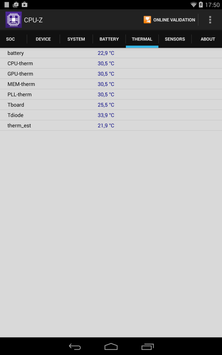 CPU-Z ảnh chụp màn hình 15