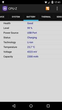 CPU-Z ảnh chụp màn hình 3