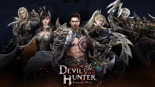 Devil Hunter: Eternal War poster