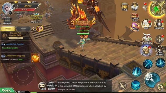 Devil Hunter: Eternal War screenshot 5