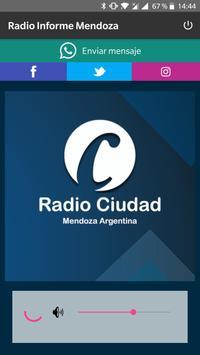 Radio Ciudad Online poster