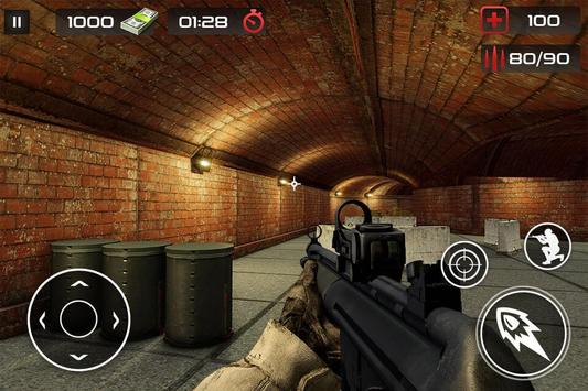 Counter Terrorist Shooting Game – FPS Shooter screenshot 1