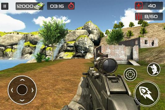 Counter Terrorist Shooting Game – FPS Shooter screenshot 20