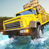 オフロードトラックの運転と輸送のゲーム アイコン