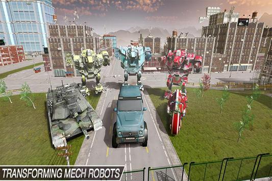 Mech Robot screenshot 2
