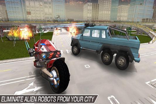 Mech Robot screenshot 4