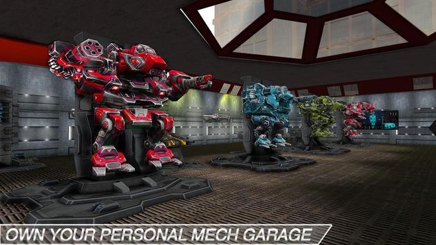 Mech Robot screenshot 6