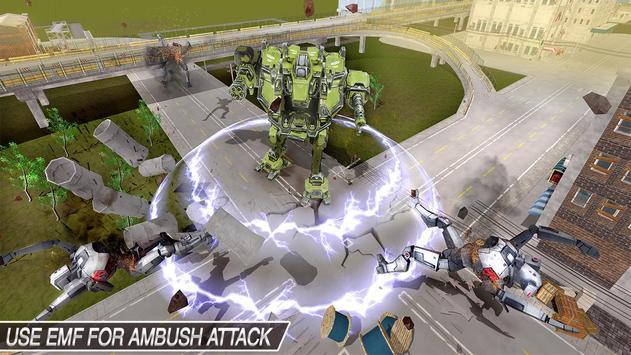 Mech Robot screenshot 9