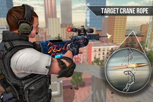 New Fps Shooting Games 2019: Free Sniper shooting poster