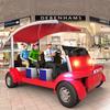 出租车汽车模拟器 - 商场出租车游戏 图标