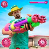 Pool Party Gunner FPS – New Shooting Game 2018 icon