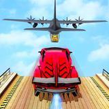 Ramp Car Stunt Games: Impossible stunt car games