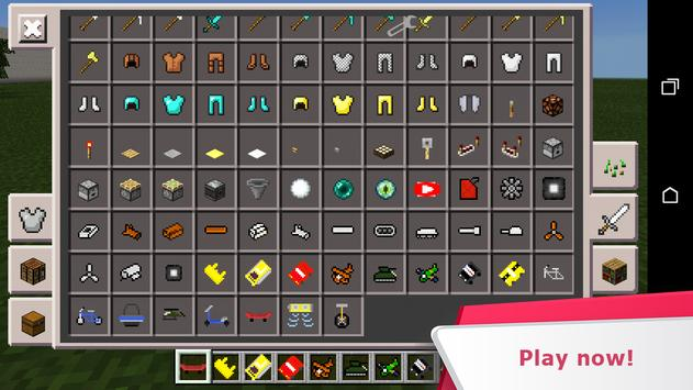 Cars and not only. Mod for MCPE screenshot 10