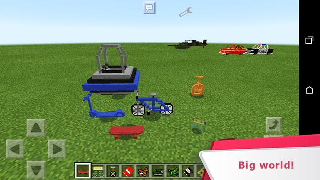 Cars and not only. Mod for MCPE screenshot 8