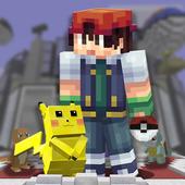 Pixelmon Mod for Minecraft PE icono