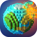 Planet Craft: Block Survival Craft Games Online APK