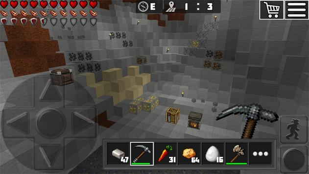 WorldCraft: Mini World Block Craft captura de pantalla 21