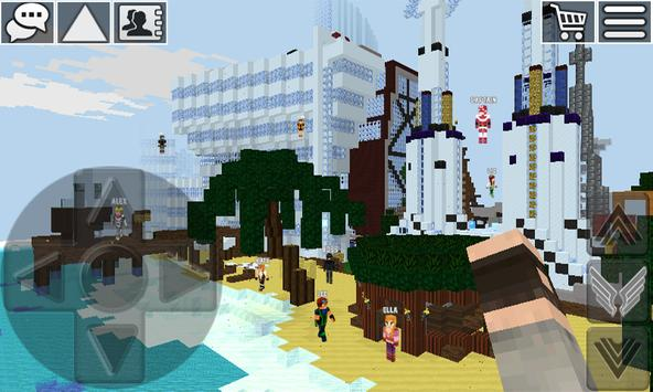 WorldCraft: Mini World Block Craft captura de pantalla 2