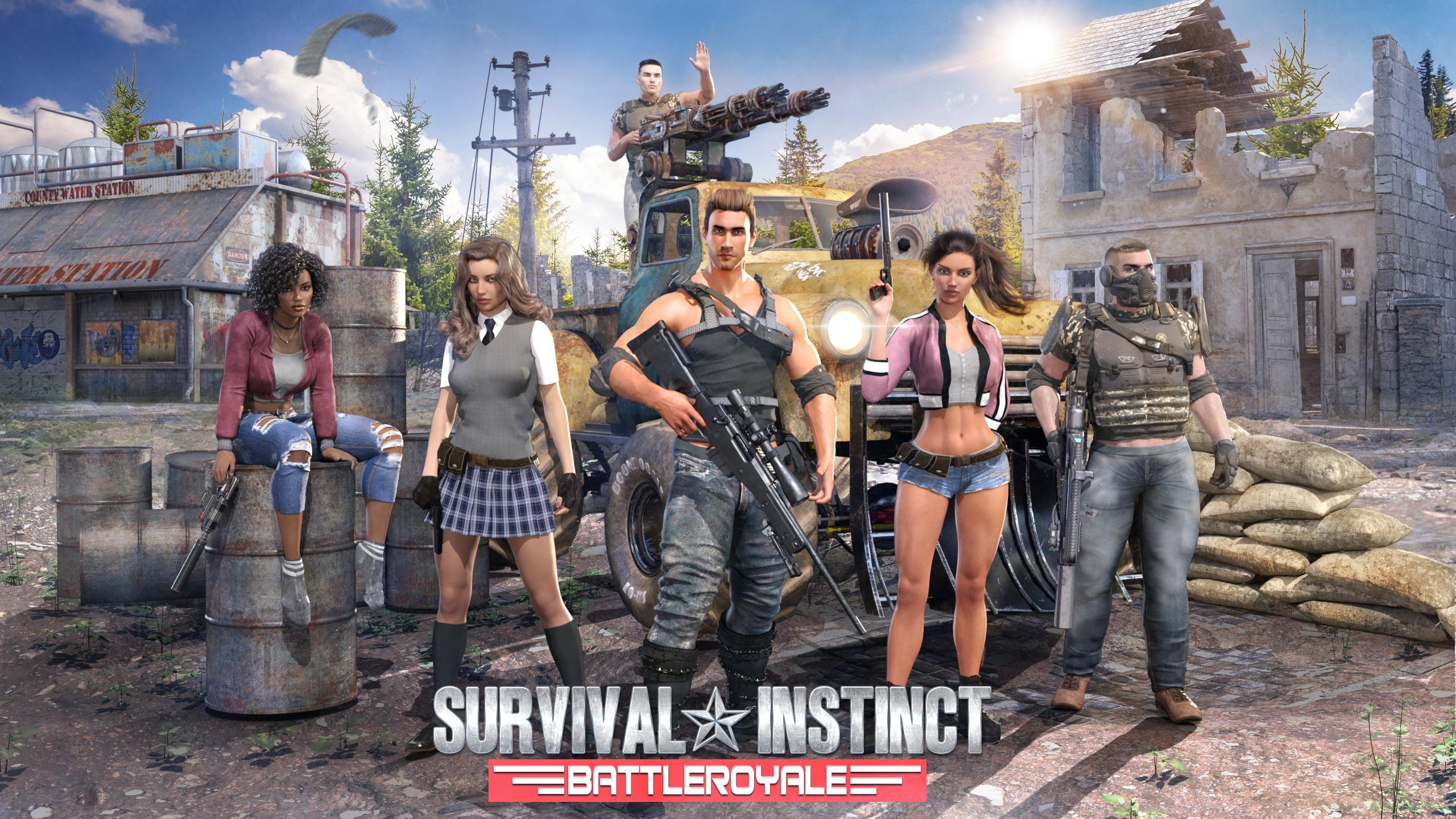 Survival Instinct For Android Apk Download