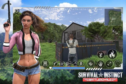 Survival Instinct स्क्रीनशॉट 16