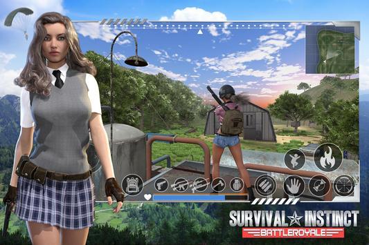 Survival Instinct स्क्रीनशॉट 11