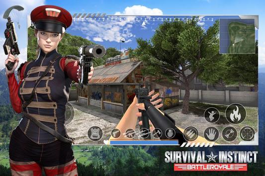 Survival Instinct स्क्रीनशॉट 12