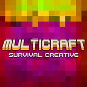 MultiCraft Crafting Survival Building & Creative icon