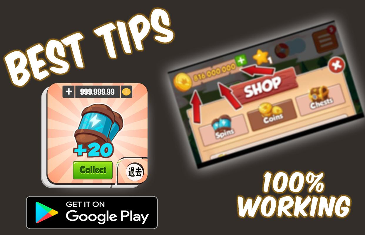 Free Spins And Coins : Coin Master Hints for Android - APK