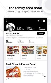 🏆 Craftlog Recipes - daily cooking helper screenshot 1