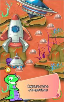 Digger Battle for Mars & Gems screenshot 3