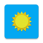 Corona, California - weather icon
