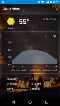Chula Vista, California - weather screenshot 3