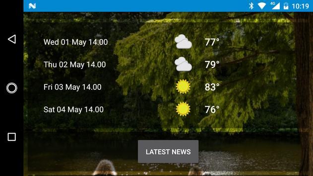 Oceanside, Californa - weather and more screenshot 3