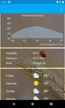 San Bernardino, California - weather and more screenshot 3