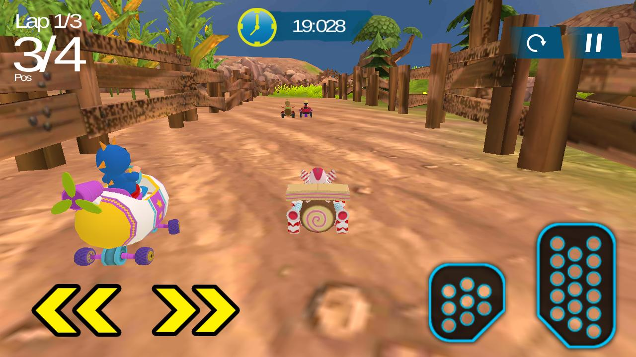Crash Team Racing Nitro Fueled for Android - APK Download