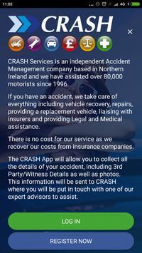 CRASH Services poster