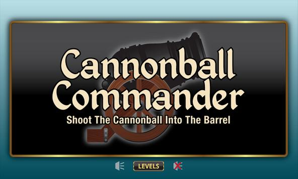Cannonball Commander Free poster