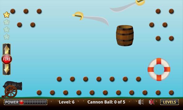 Cannonball Commander Free screenshot 2