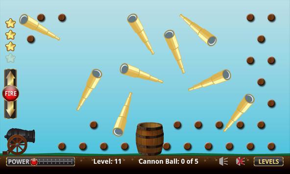 Cannonball Commander Free screenshot 4