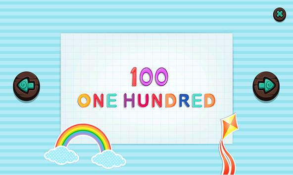 Learn Numbers 1 to 100, Alphabet, Tracing & games 截圖 9