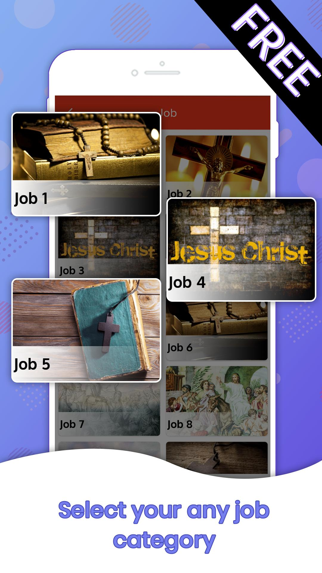 Bible Offline App  Red Letter KJV Original Version for