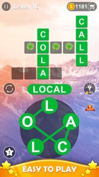 Word Connect - Word Games: juegos de palabras captura de pantalla 10