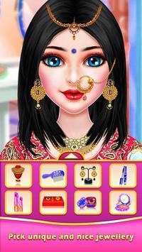 Indian Wedding Salon : Bridal Doll Maker screenshot 5