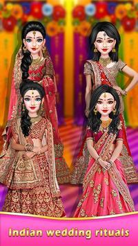 Indian Wedding Salon : Bridal Doll Maker screenshot 6