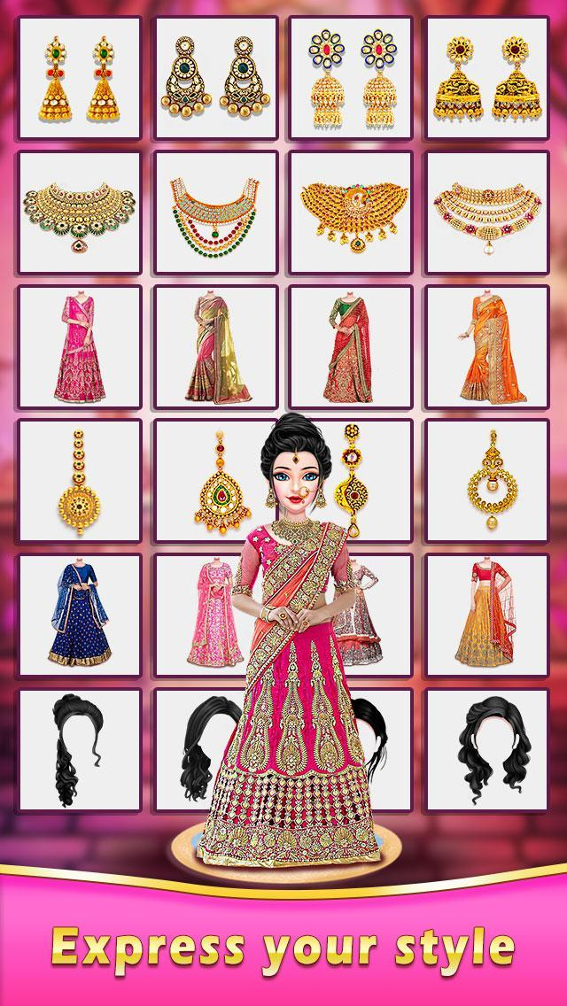 Indian Wedding Salon : Bridal Doll Maker for Android - APK