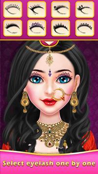 Indian Wedding Salon : Bridal Doll Maker screenshot 9