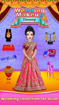 Indian Wedding Salon : Bridal Doll Maker poster