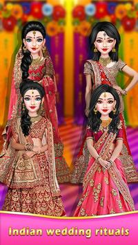 Indian Wedding Salon : Bridal Doll Maker screenshot 13