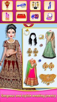 Indian Wedding Salon : Bridal Doll Maker screenshot 17