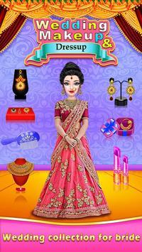 Indian Wedding Salon : Bridal Doll Maker screenshot 14
